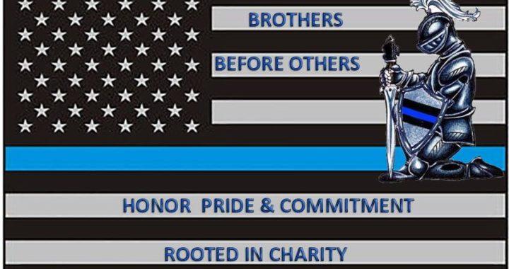 BBO charity flag