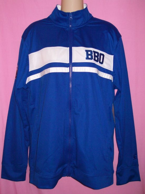 BBO Performance Track Jacket
