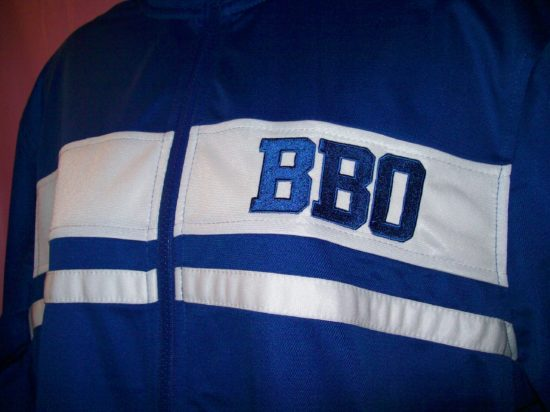BBO Performance Track Jacket 2