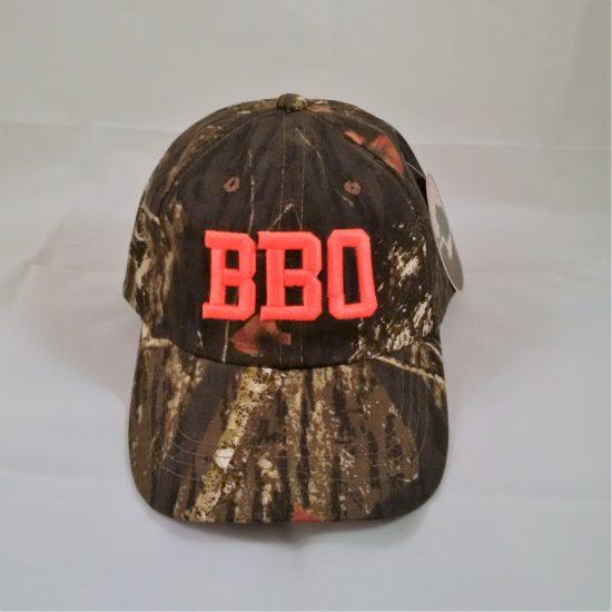 BBO Mossy Oak Hat 1