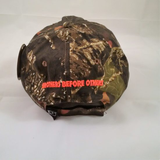 BBO Mossy Oak Hat back 1