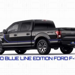 BBO Truck Raffle Side View