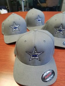 Dallas Memorial FlexFit Hat