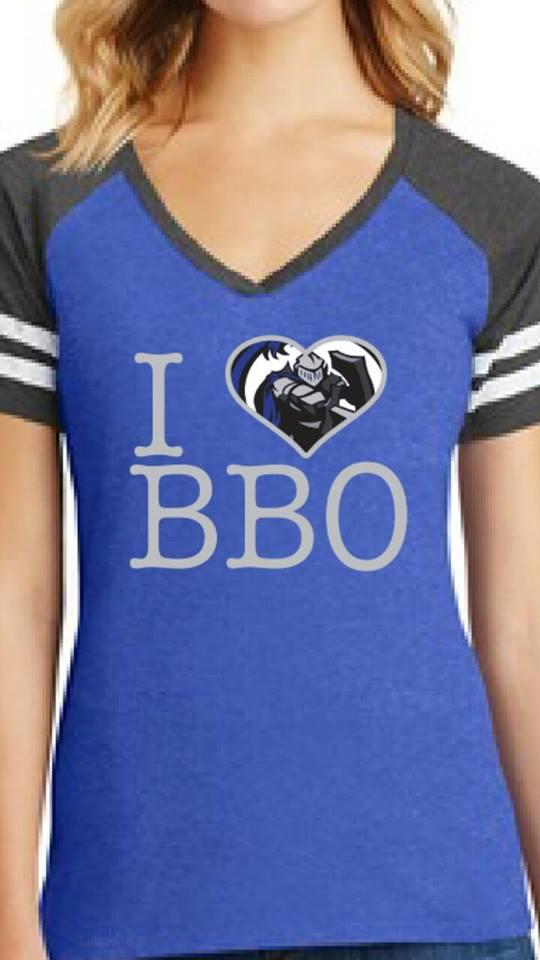 I love BBO Tee 2