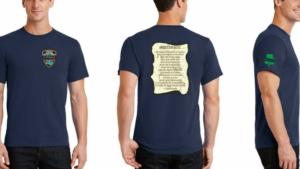 detective steven mcdonald memorial shirt navy