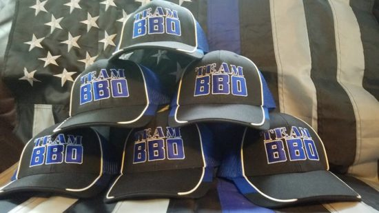 Tunnel to Towers Team BBO Mesh Cap bunch