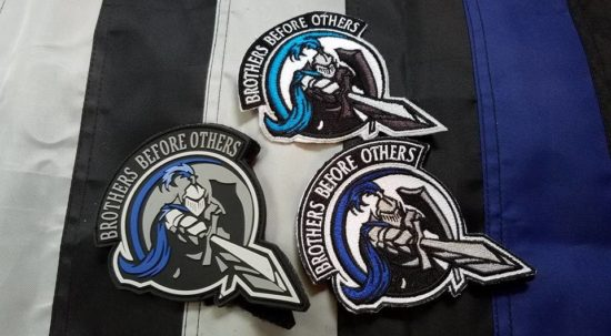 Three patches