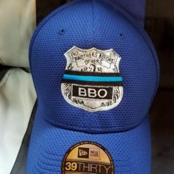 Remember The Fallen Blue Summer Hat