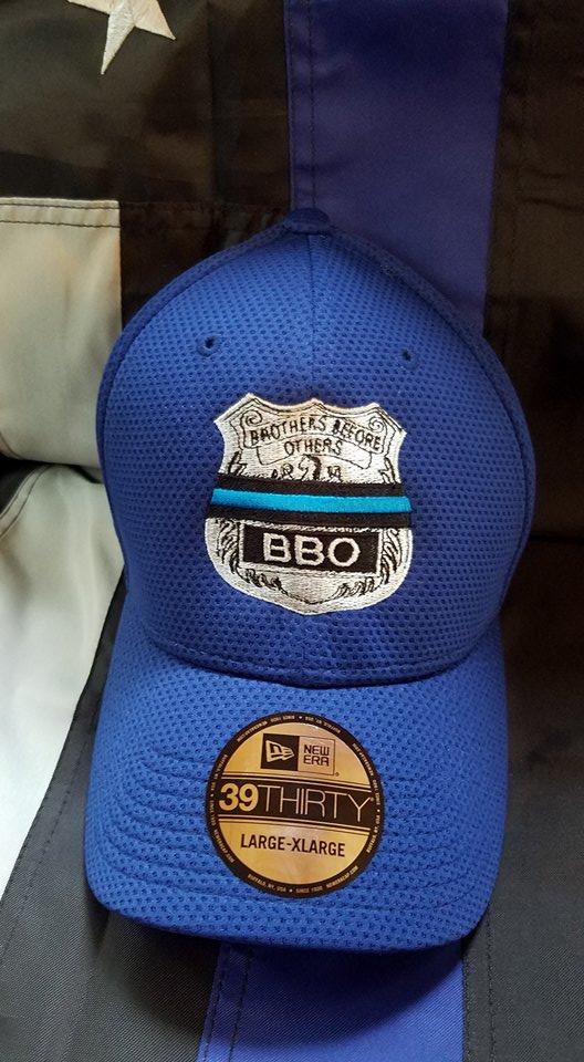 Remember The Fallen Blue Summer Hat
