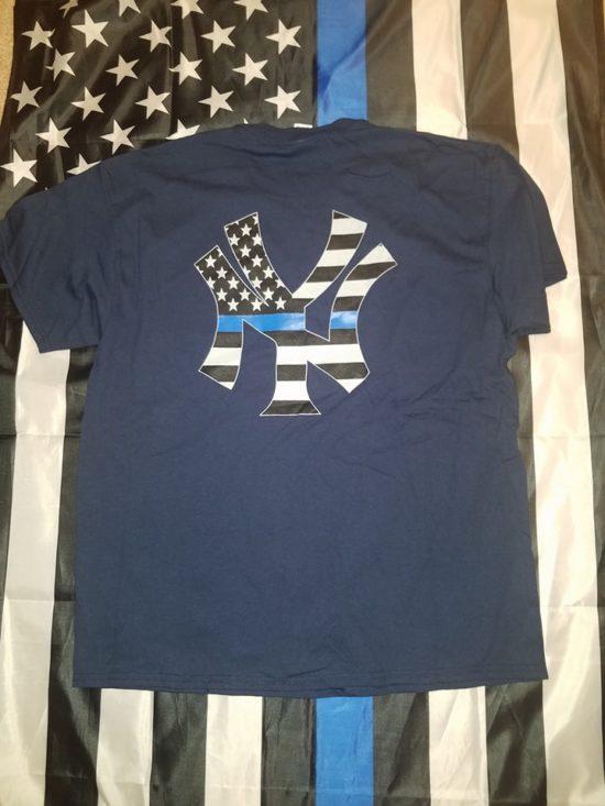 yankees t-shirt b