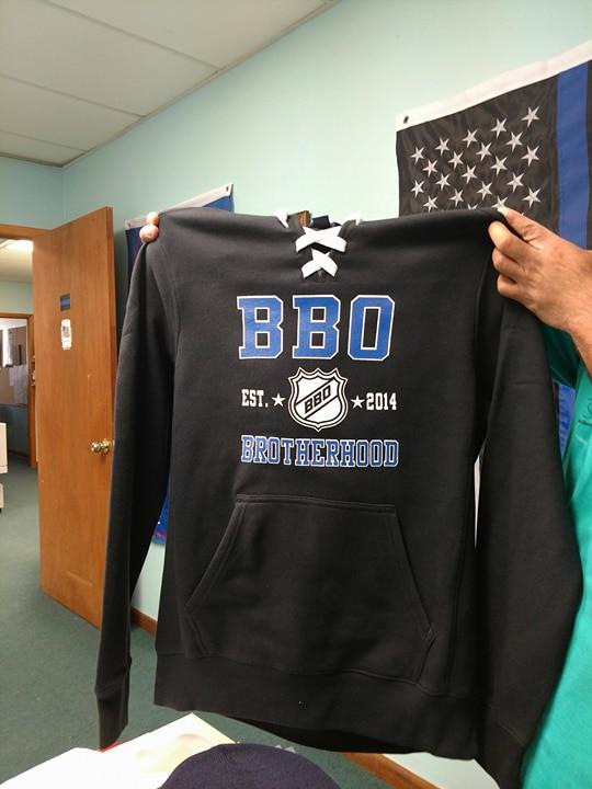 BBO Brotherhood hoodie 3