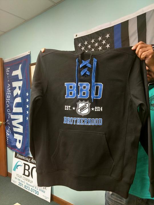 BBO Brotherhood hoodie 4